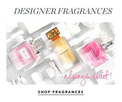 Designer Fragrances - Always Sweet! Shop Fragrances.
