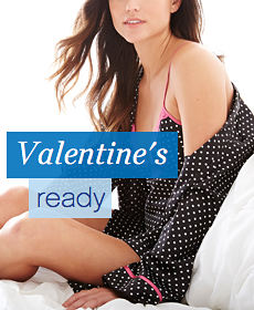 Valentine's ready