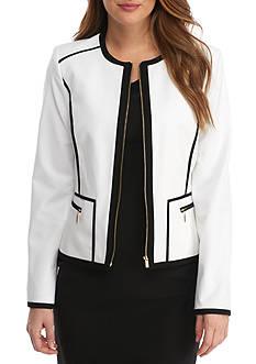 Calvin Klein Zip Front Jacket