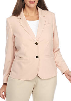 Calvin Klein Plus Size Jacket