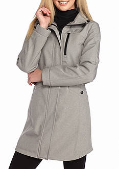Forecaster Boston Zip Front with Hood Coat