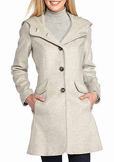Forecaster Boston Princess Seam Coat with Hood