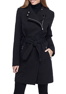 Kenneth Cole Knee Length Coat
