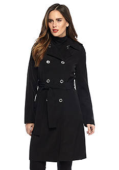 Calvin Klein Classic Double Button Trench Coat