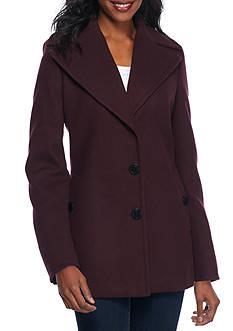 Calvin Klein Short Length Peacoat