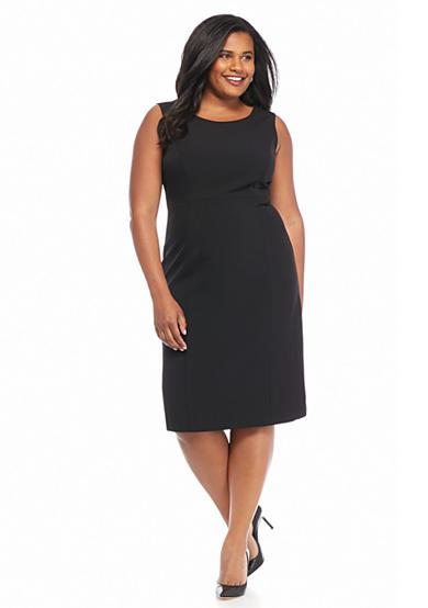 Plus Size Black Dresses | Belk