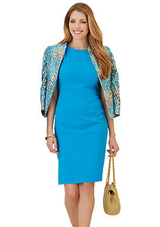 Kasper Surf Sheath Dress