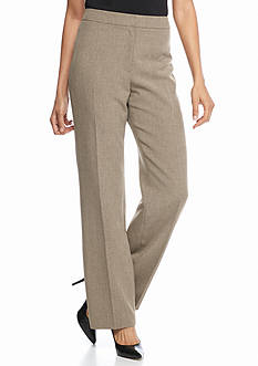 Kasper Flat Front Dress Pants