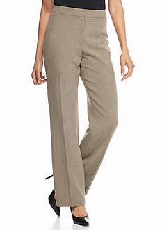 Kasper Flat Front Dress Pants