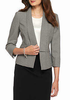 Kasper Slim Collar Jacket