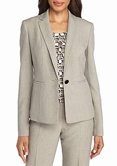 Kasper One Button Jacket