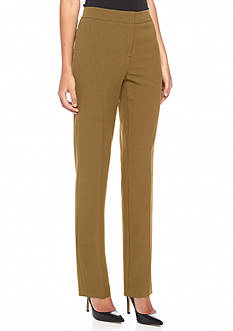 Kasper Petite Slim Dress Pants