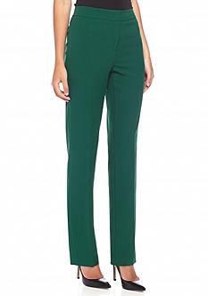 Kasper Petite Slim Dress Pants