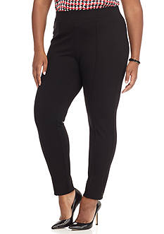 Kasper Plus Size Compression Pant