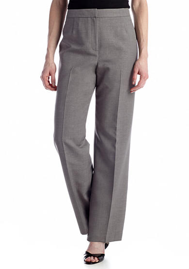 Kasper Kate Melange Dress Pant - Classic Fit