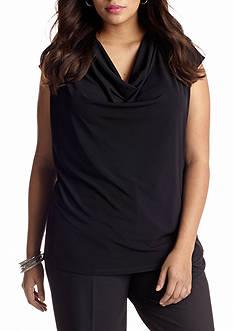 Kasper Plus Size Jersey Camisole