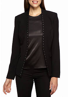 John Meyer Stud Detail Jacket