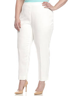 John Meyer Plus Size Narrow Leg Pant