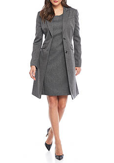 John Meyer Tweed Dress Suit