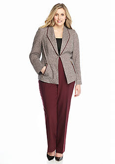 John Meyer Plus Size Pant Suit