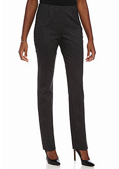 Tommy Hilfiger Side Zip Flat Pants
