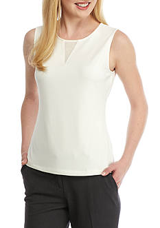 Tommy Hilfiger Sheer V Neck Cami