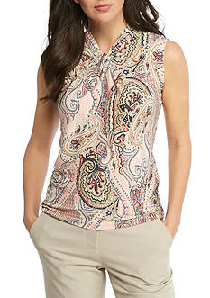 Tommy Hilfiger Paisley Print Cami