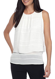 Tommy Hilfiger Double Layer Texture Cami
