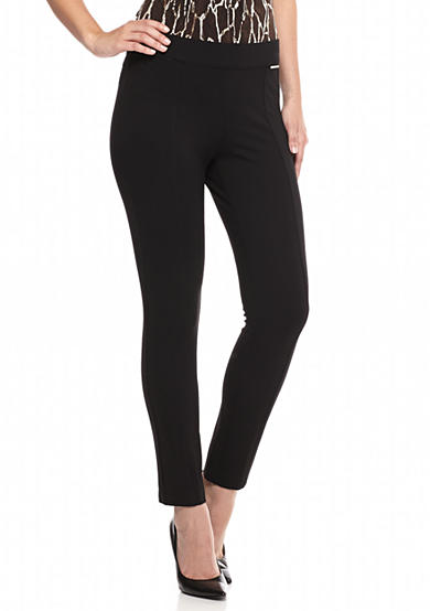 Anne Klein Compression Ponte Pants