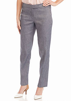 Anne Klein Twill Pants