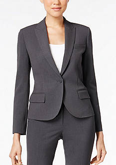 Anne Klein 1 Button Jacket