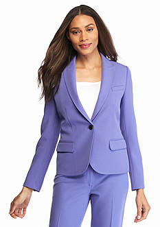 Anne Klein One Button Jacket
