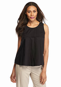 Anne Klein Sleeveless Woven Top