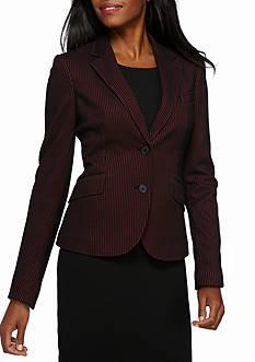 Anne Klein Two Button Jacket