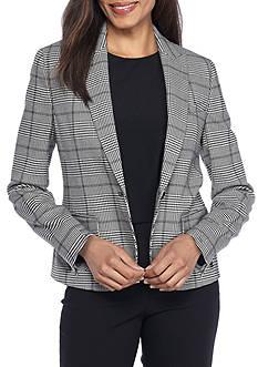 Anne Klein Houndstooth Jacket