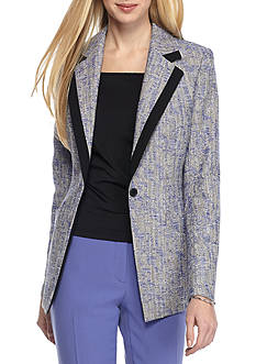 Anne Klein Single Button Jacket