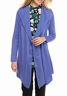 Anne Klein Long Cardigan Sweater