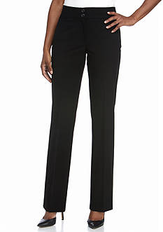 Tahari Solid Trouser