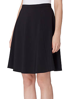 Tahari ASL Flip A-Line Skirt