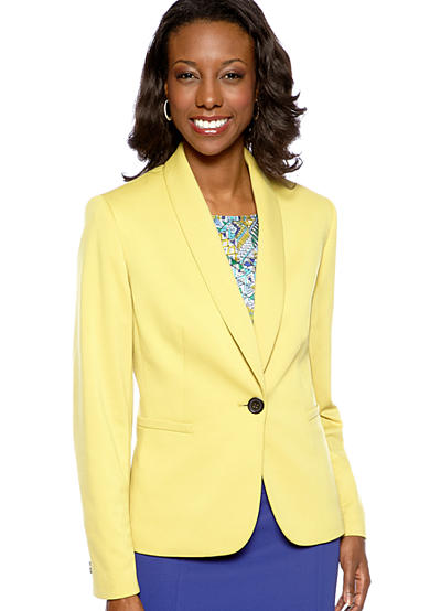 Nine West Ponte Jacket