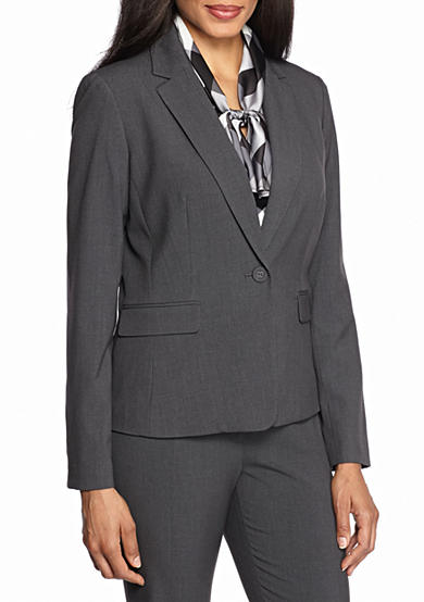 Nine West Peak Collar Jacket