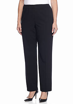 Nine West Plus Size Trouser Pant