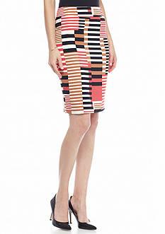 Nine West Straight Skirt