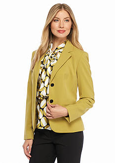 Nine West Two Button Jacket