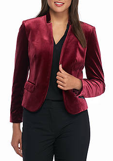 Nine West Velvet Jacket