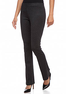 Nine West Knit Pull On Pants
