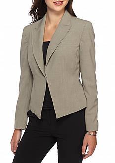Nine West Stretch Notch Collar Jacket