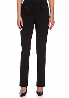 Nine West Zipper Detail Pants