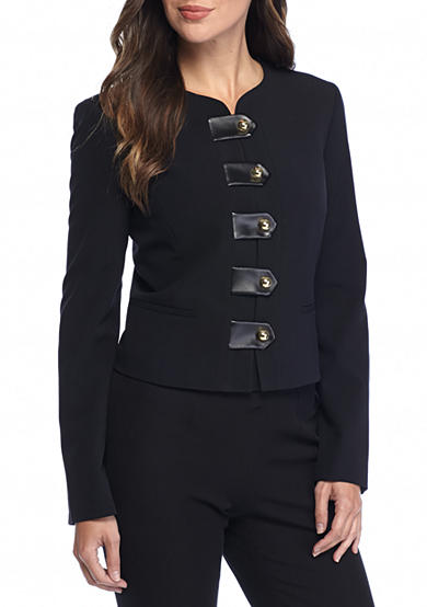 Nine West Five Button Jacket