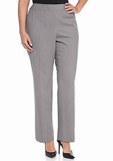 Nine West Plus Size Slim Pants